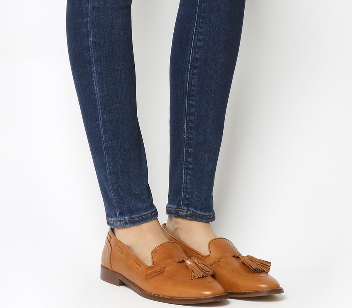 Frankfurt Tassel Loafers