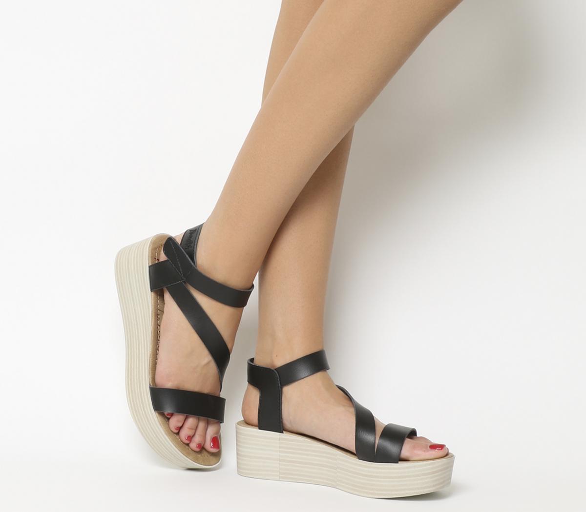 Lover Flatform Sandals