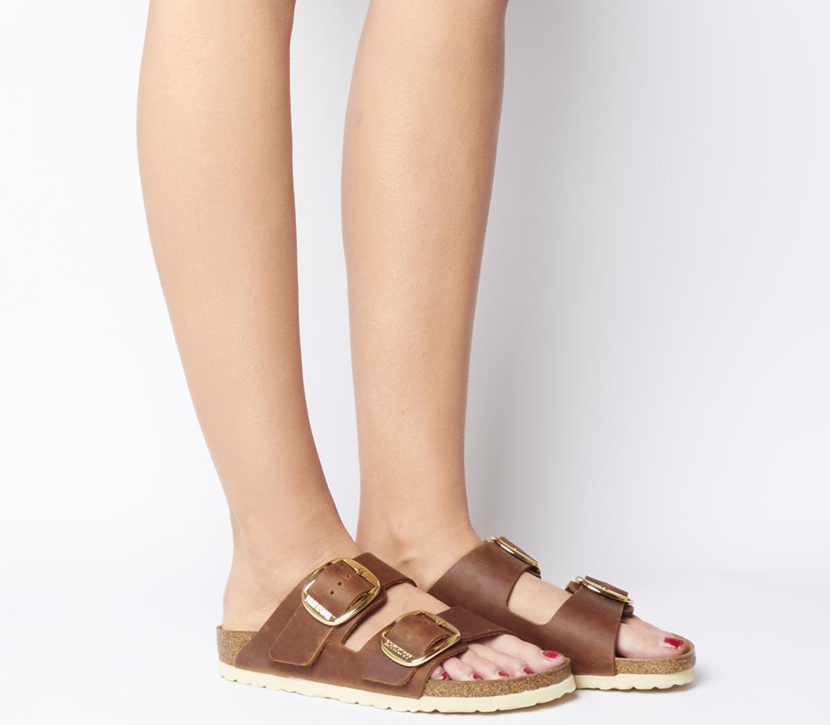 Arizona Big Buckle Sandals