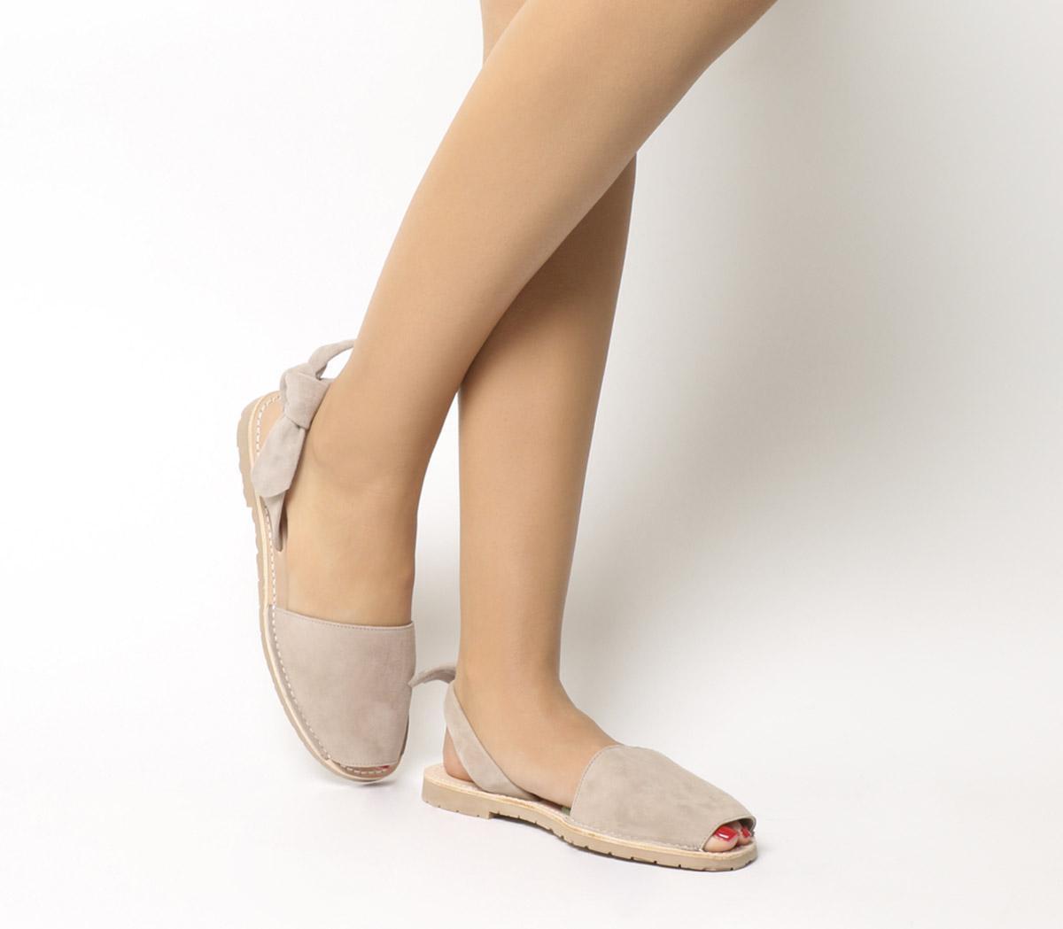 Solillas Bow Sandals