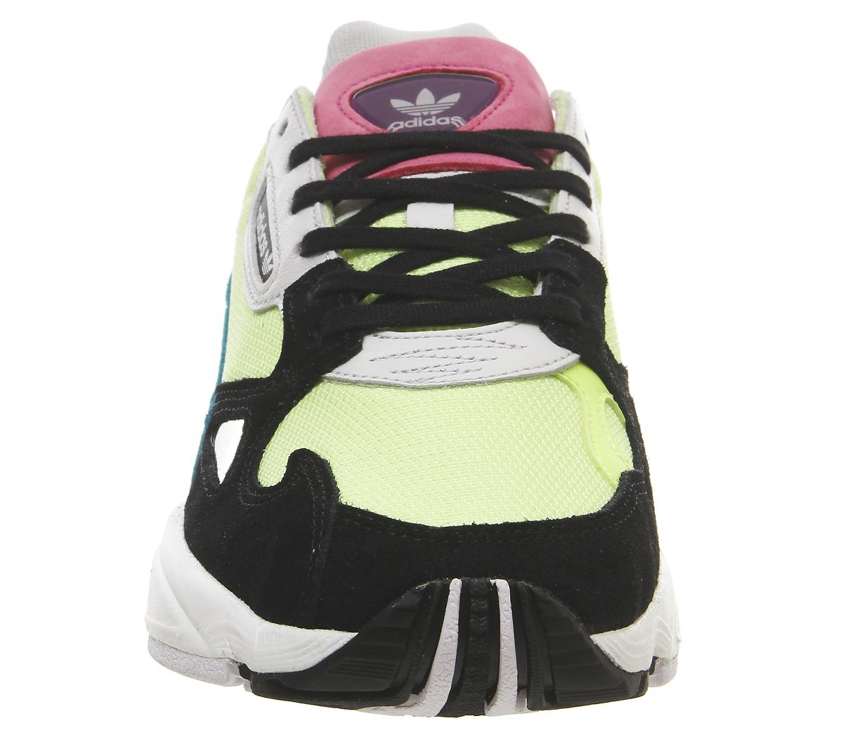 Sneakers Falcon W High Res YellowCore Black