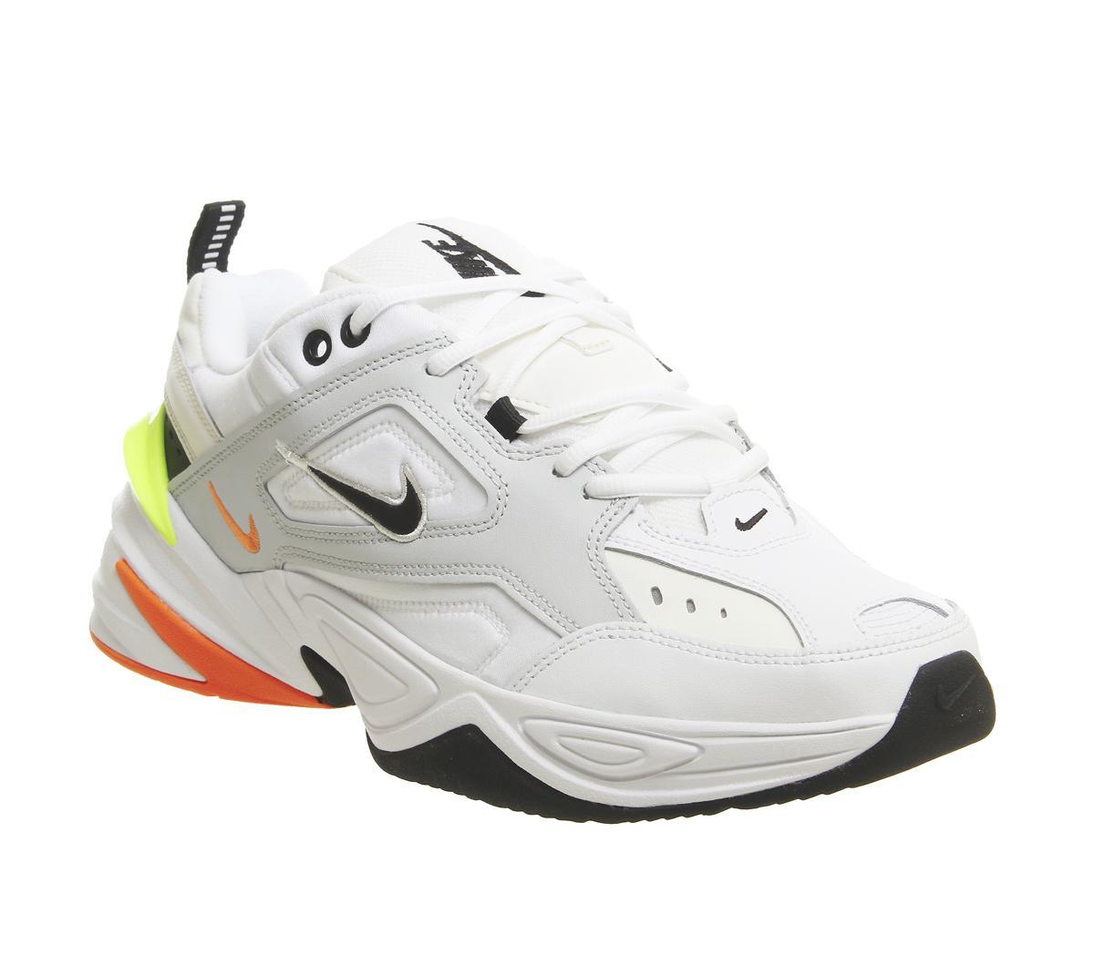 Nike M2k Tekno Trainers Pure Platinum