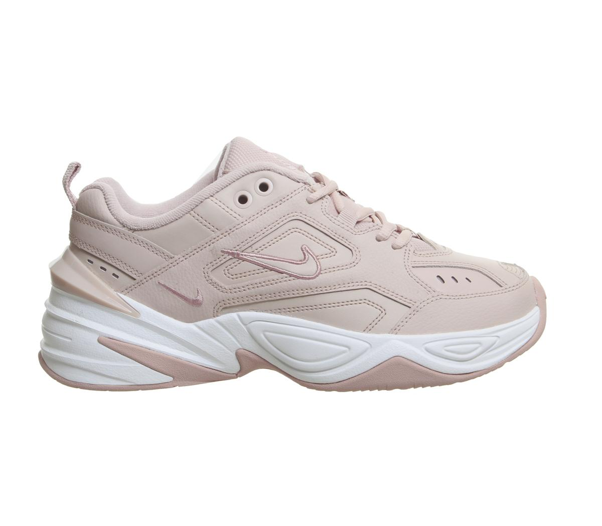 Nike M2k Tekno Trainers Particle Beige