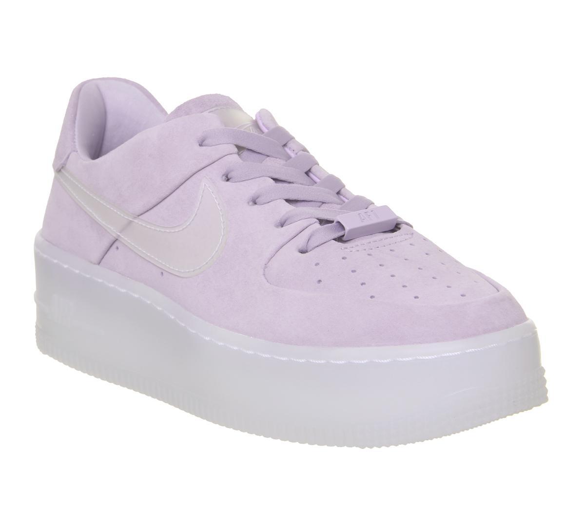 nike air force 1 violet
