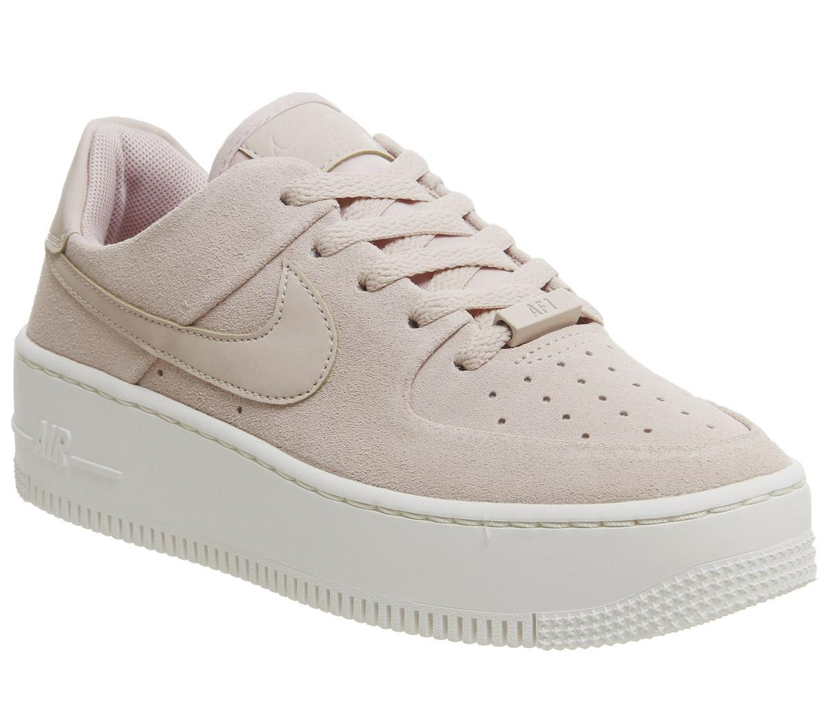 Nike Air Force Beige : Nike | Trainers