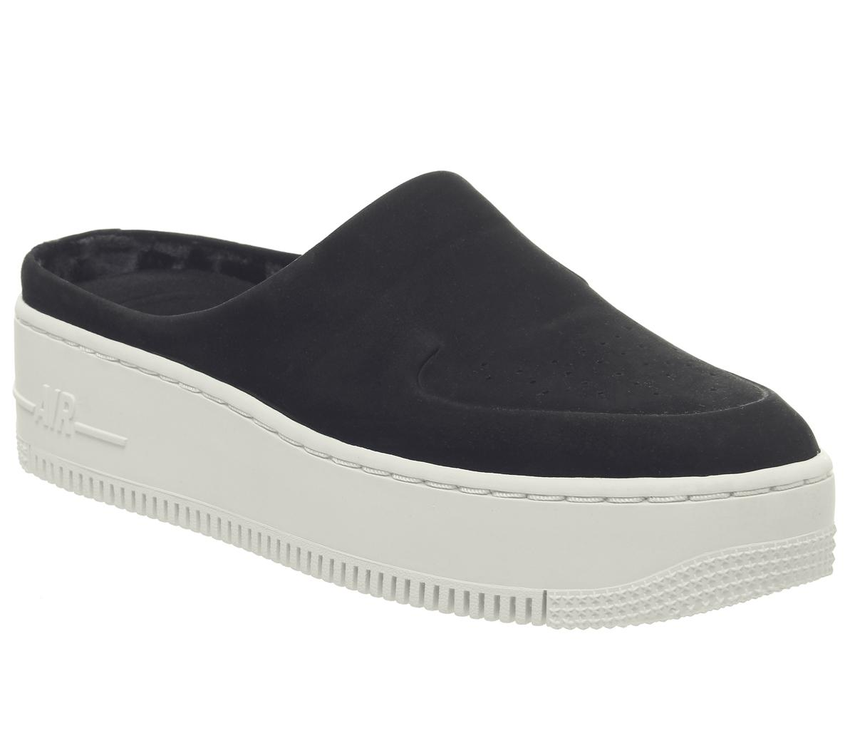 Nike Air Force 1 Lover Trainers Black