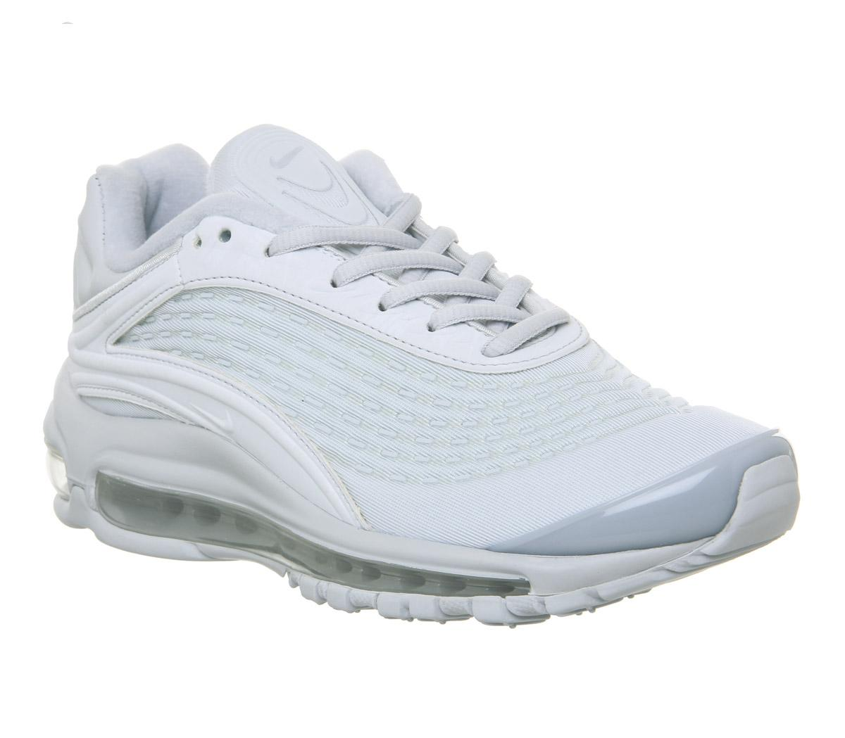 Nike Air Max Deluxe Trainers Pure