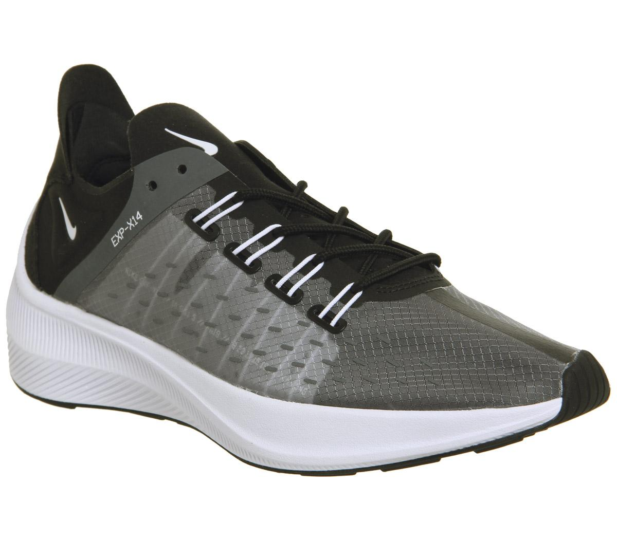 Nike Nike Exp-x14 Racer Trainers Black