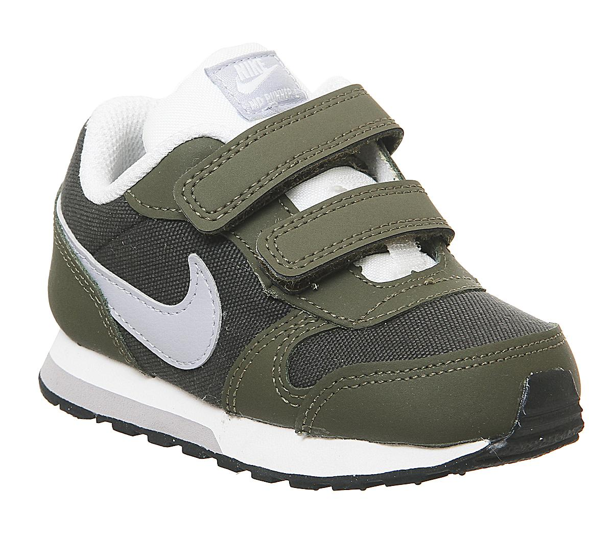 Nike Md Runner Infant Trainers Olive