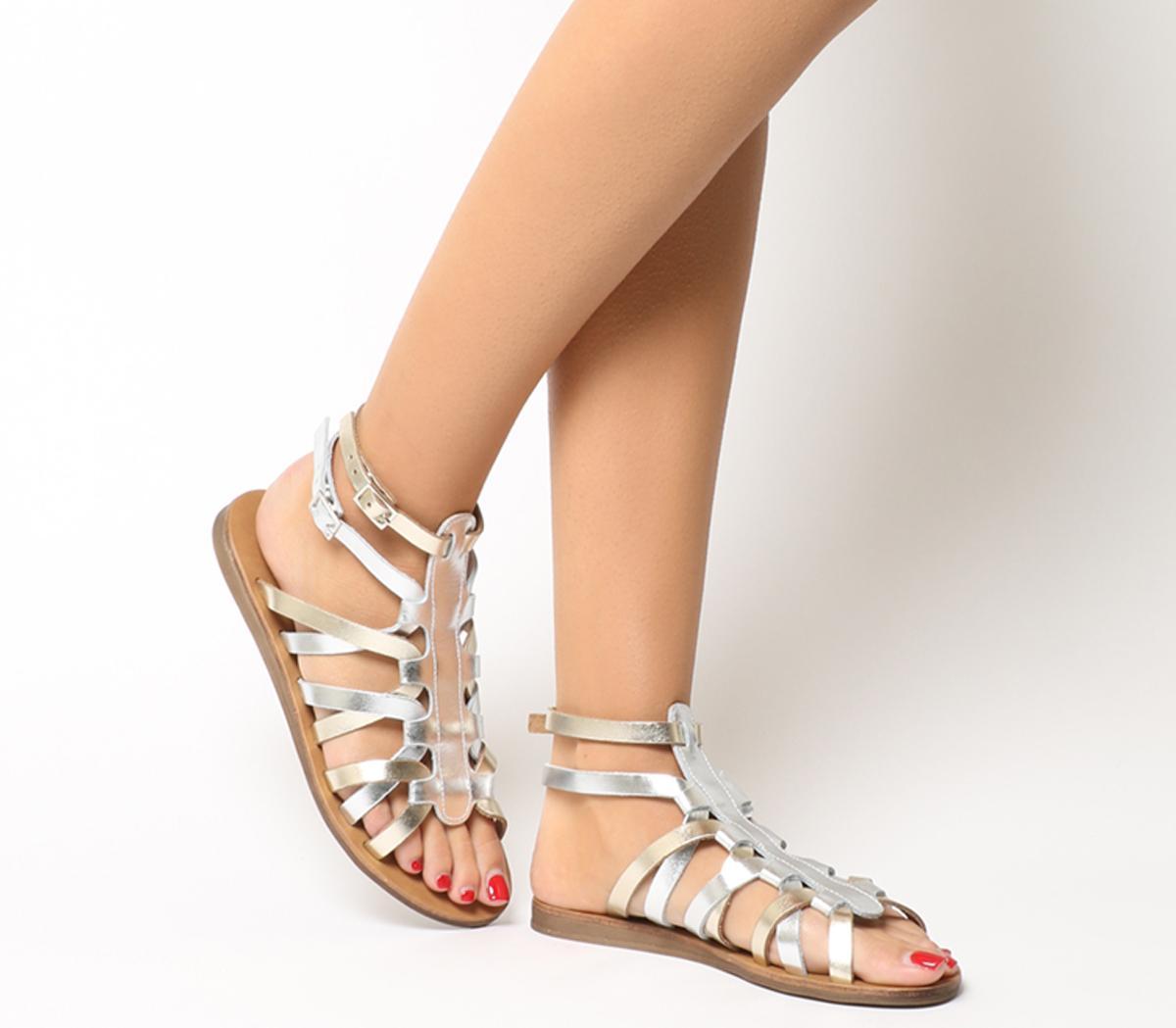 Sardinia Gladiator Sandals