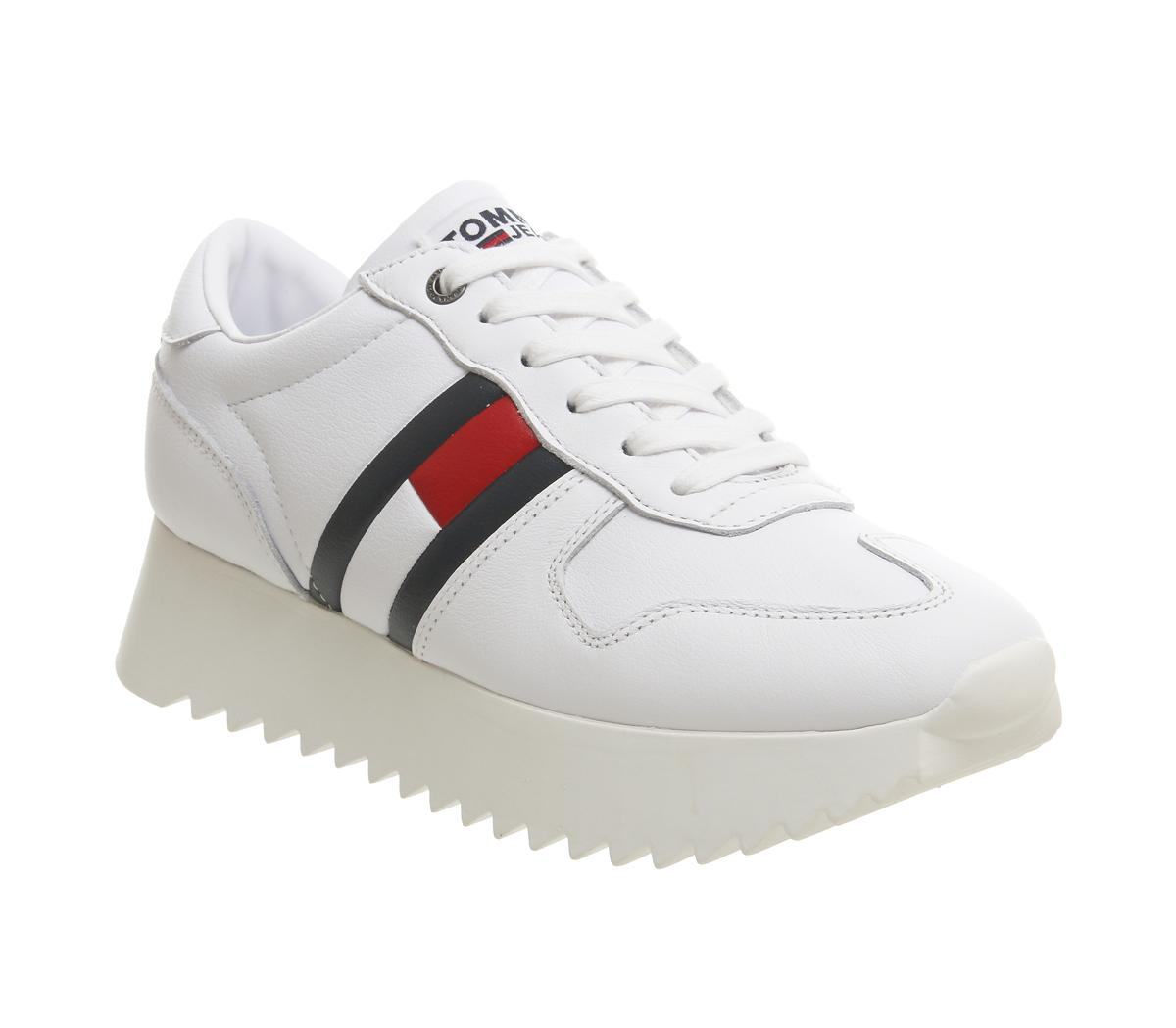 Tommy Hilfiger High Cleated Sneakers