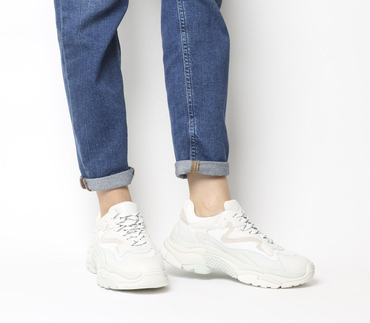 Ash Addict Sneakers White Off White