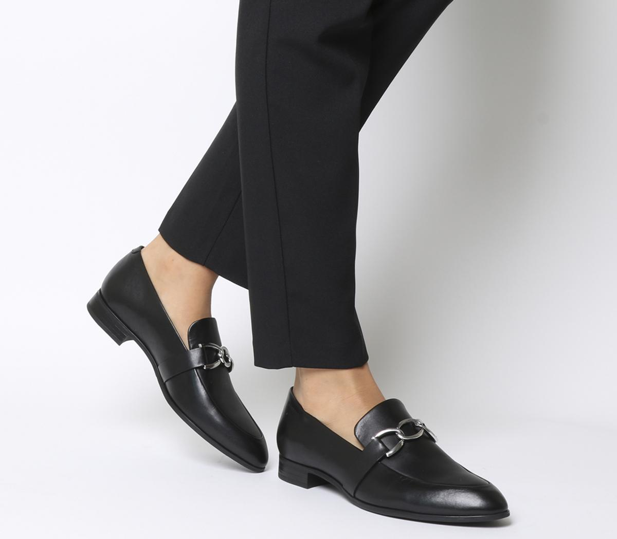 Vagabond Frances Detail Loafers Black