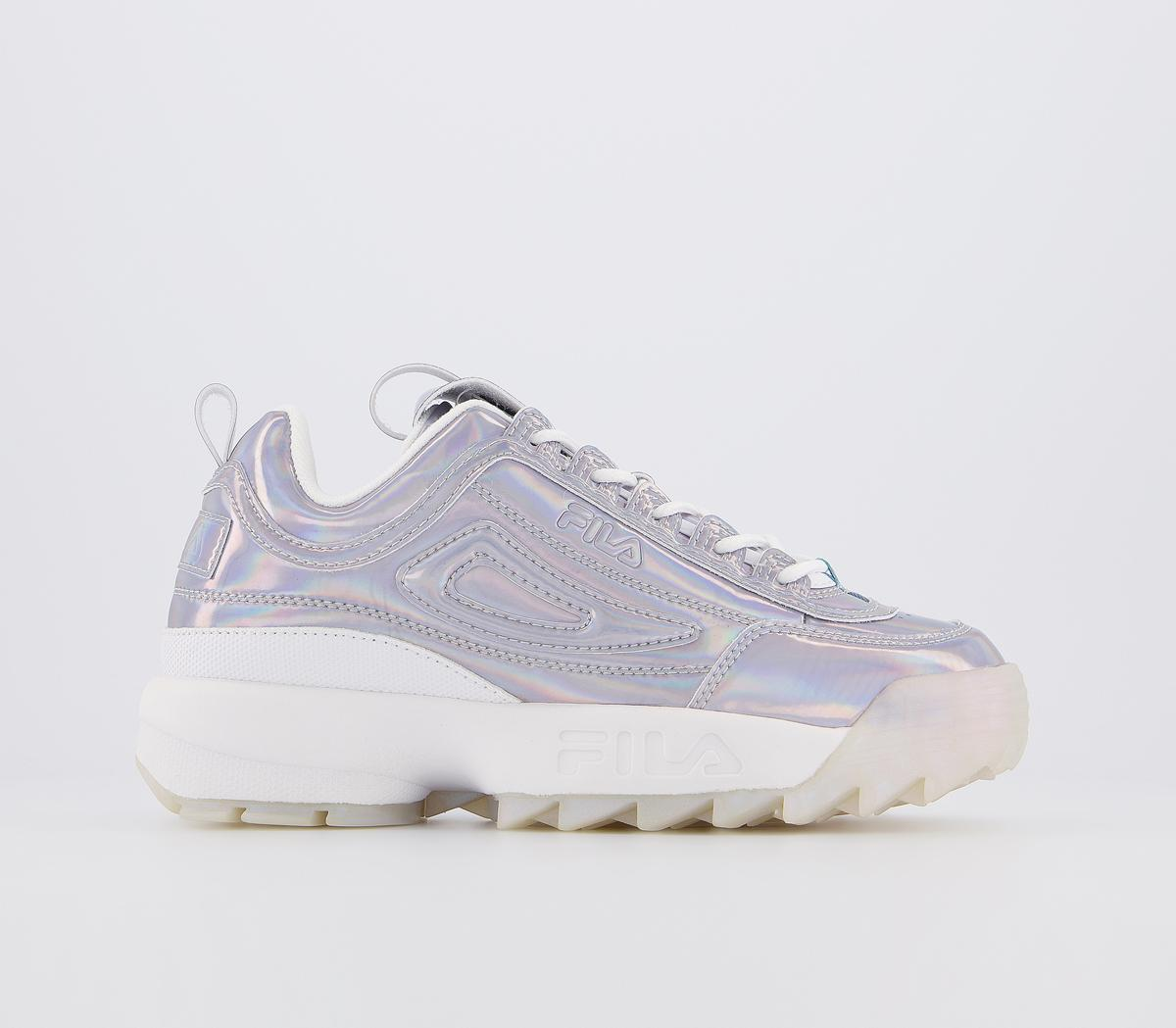 Womens Fila Trainers Sale - Get up to