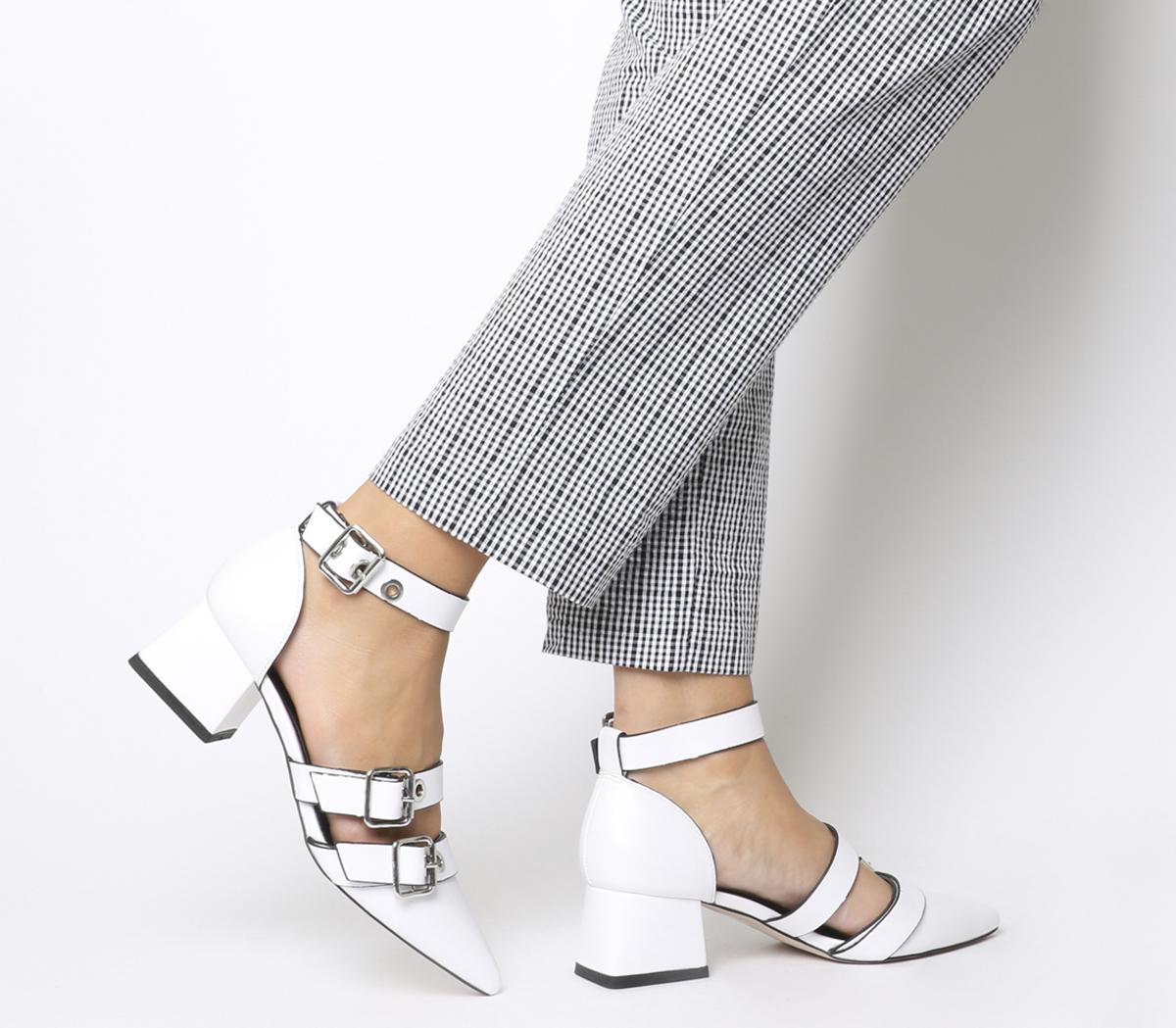 Meghan Point Heels