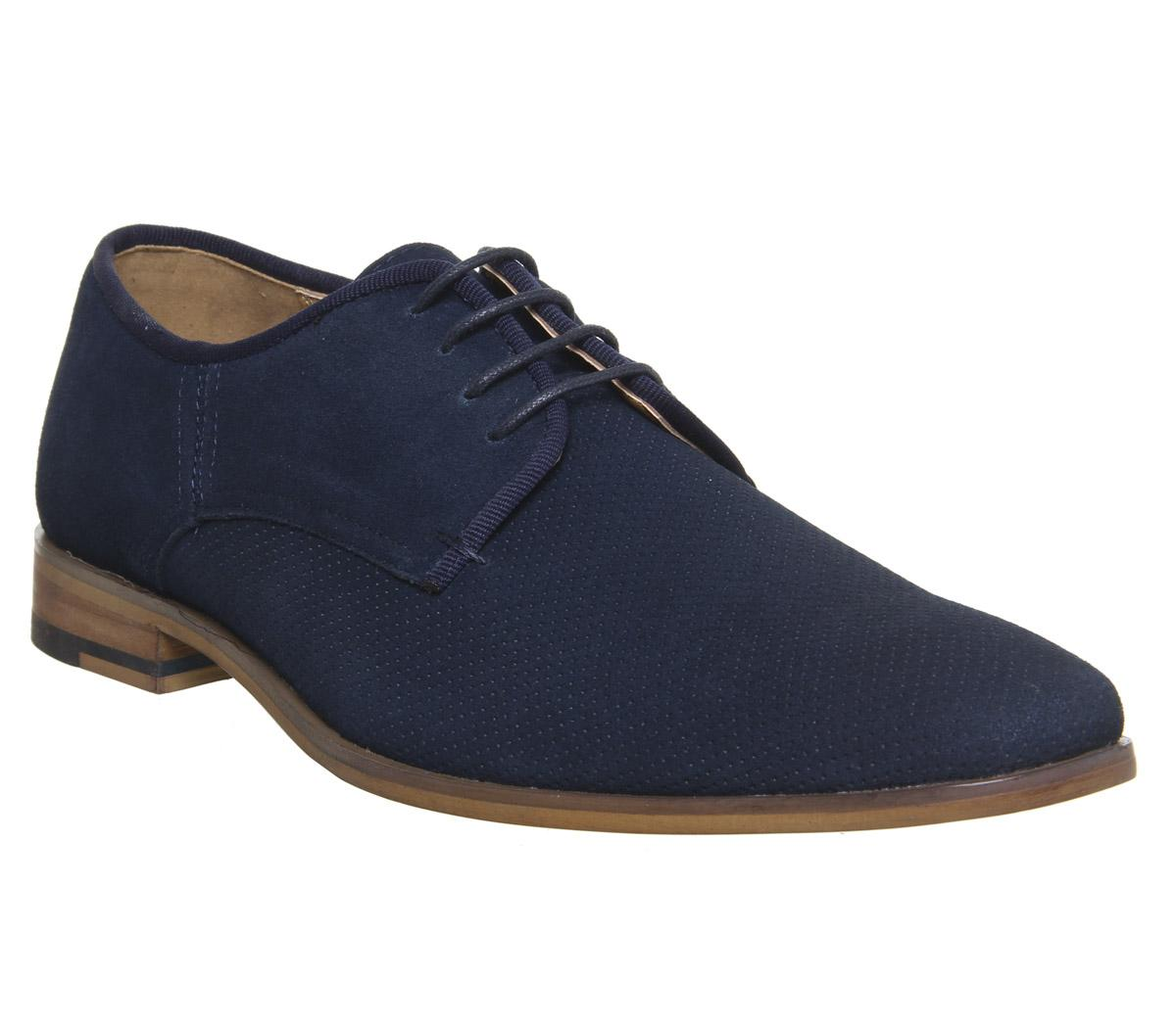 Idolise Perf Derby Shoes