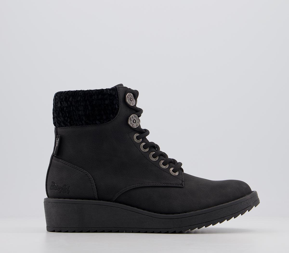 Chomper Wedge Boots
