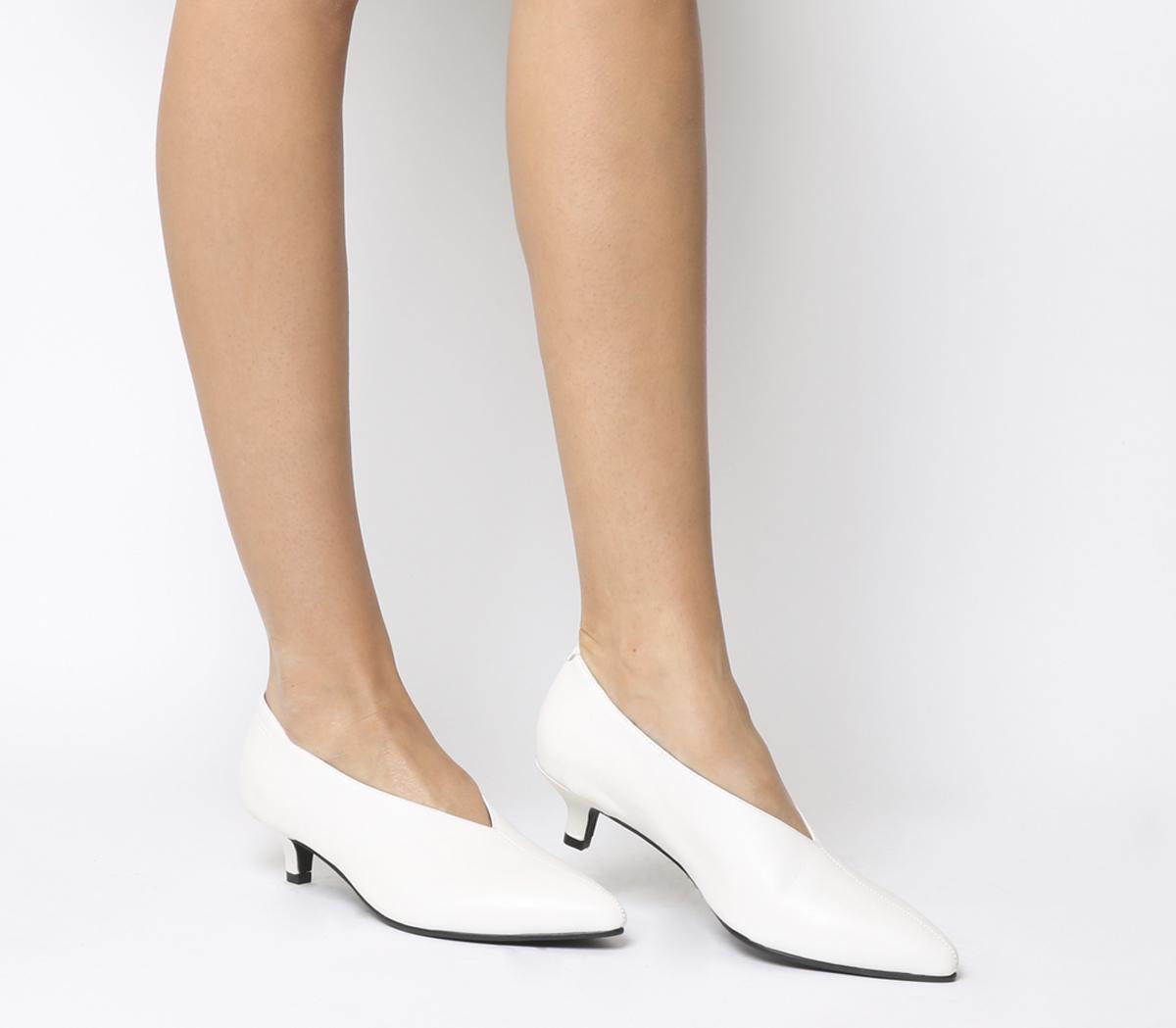 Minna Low Heels
