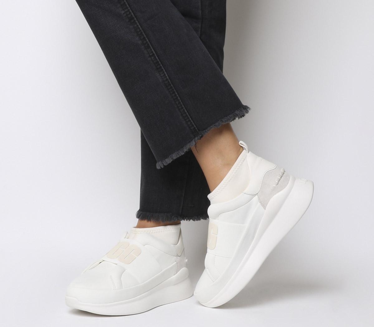 UGG Neutra Sneakers Coconut Milk - Flats