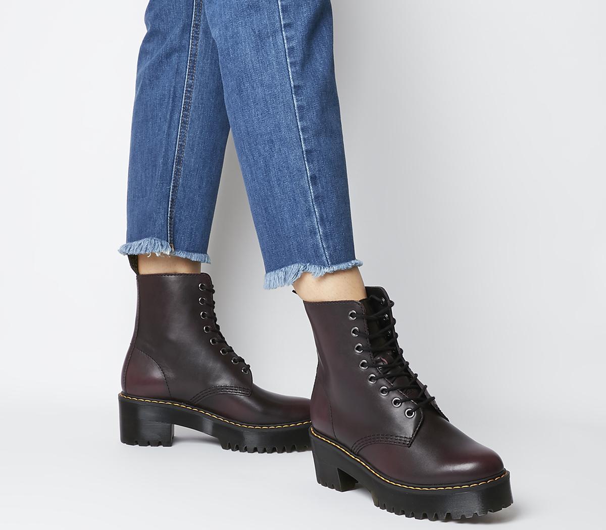 Shriver Hi Lace Boots