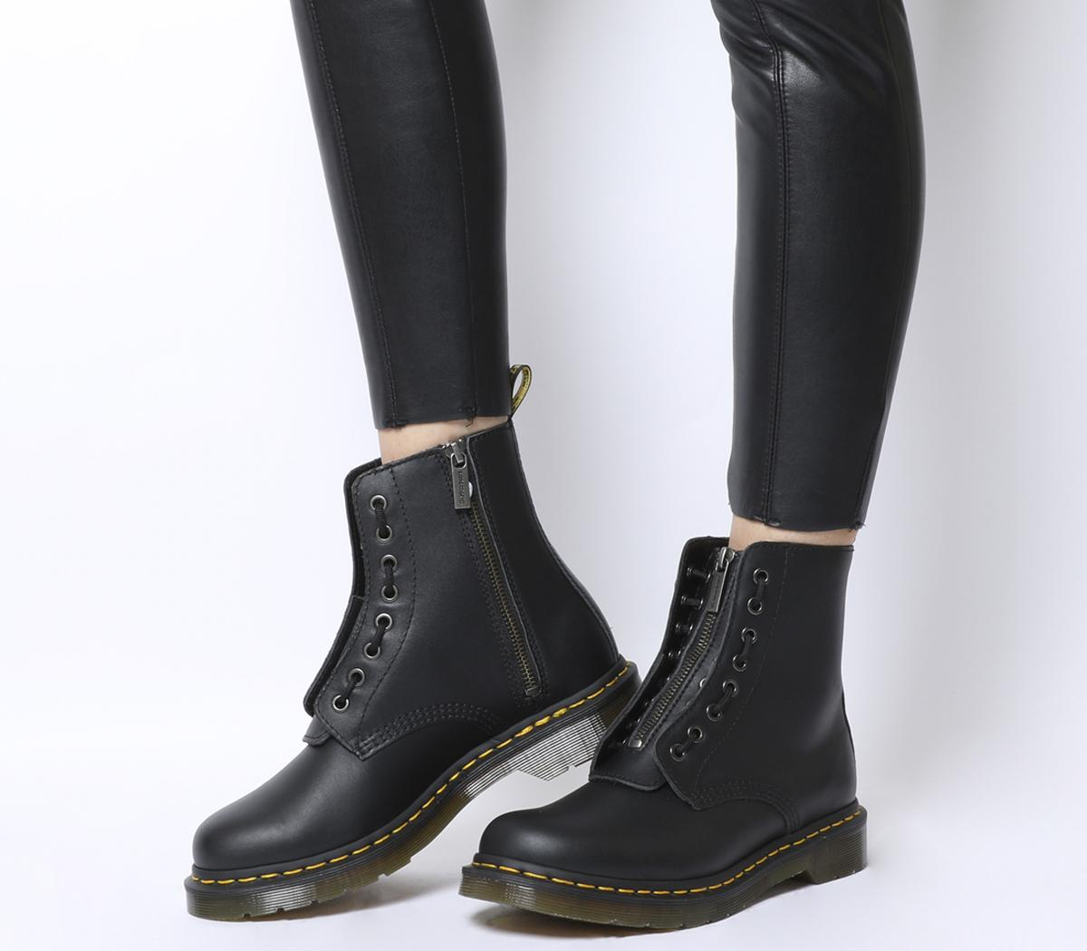 preview of buy cheap new photos 1460 Pascal Front Zip Boots