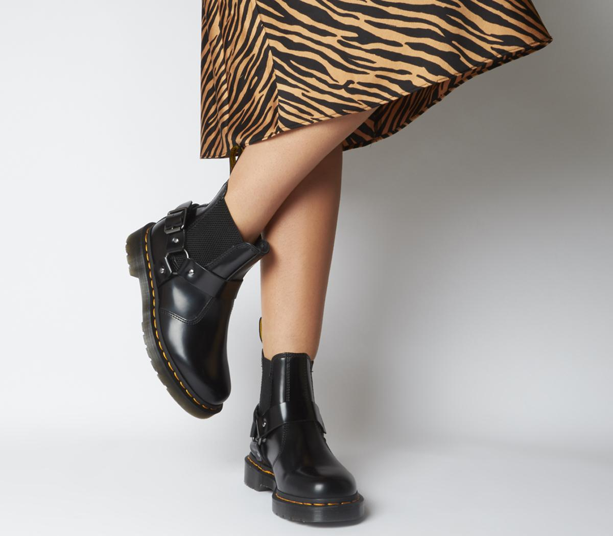 dr martens womens ankle boots