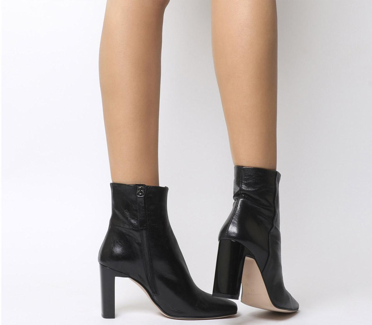 All Night Block Heel Boots