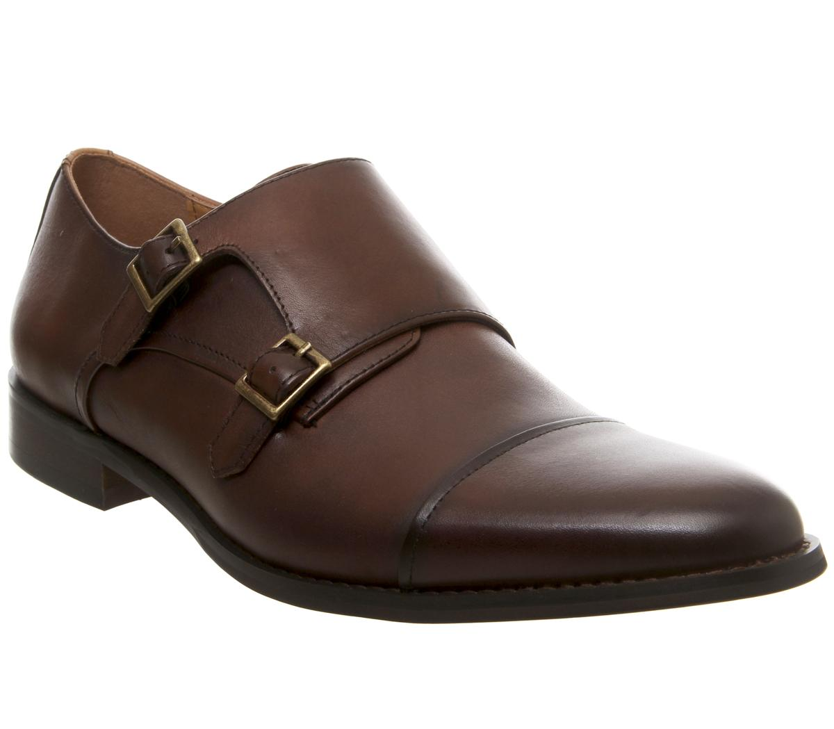 Import Monk Shoes