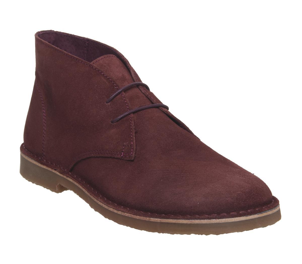 Inferno Desert Boots
