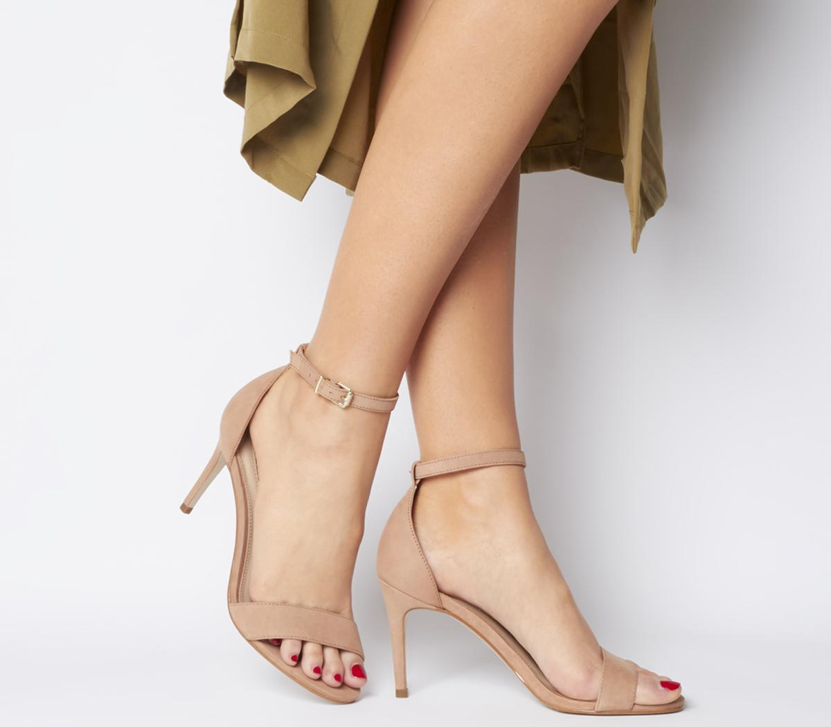 Mimosa Two Part Mid Sandals