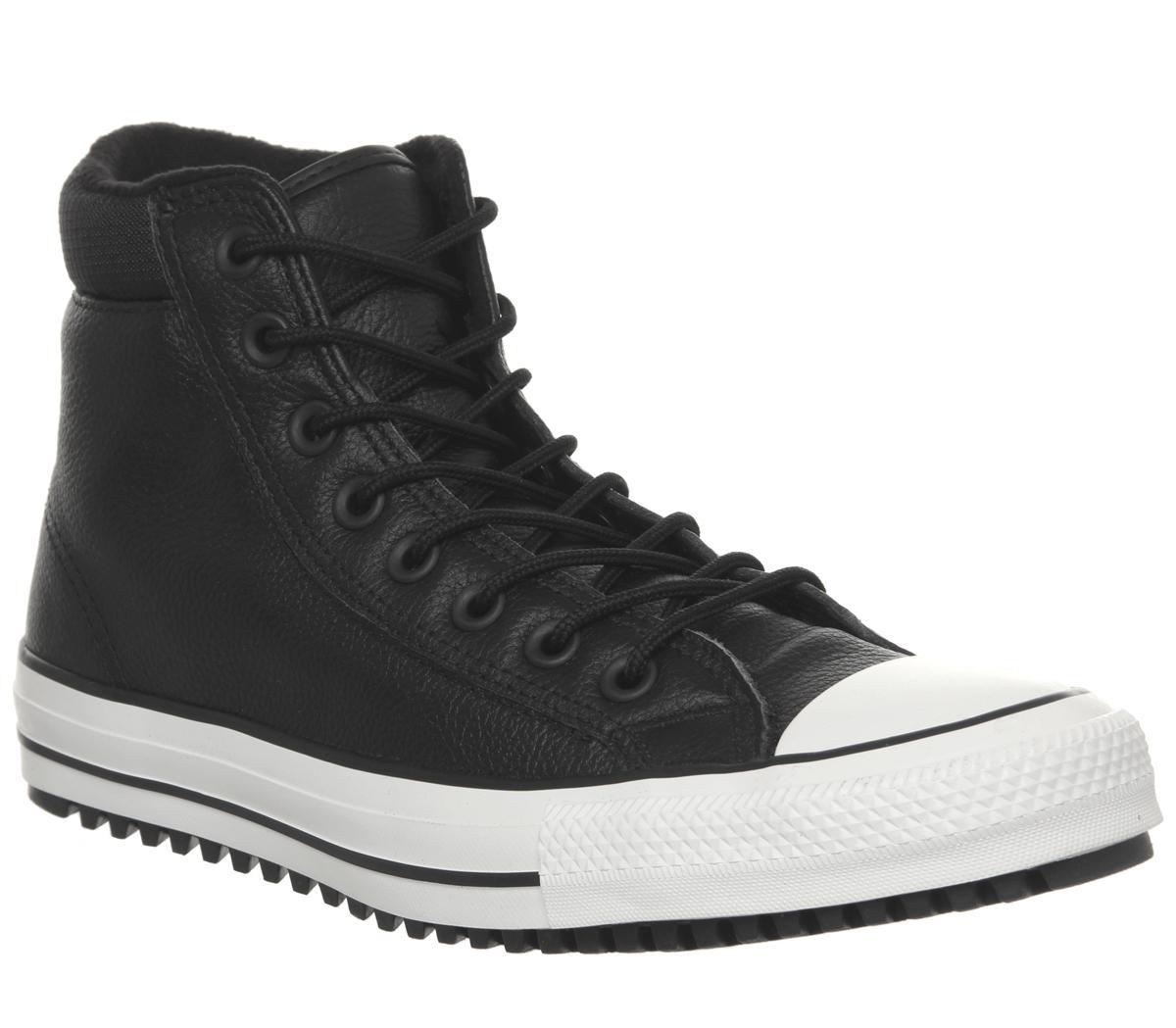 Converse Ctas Pc Boots Hi Black Black
