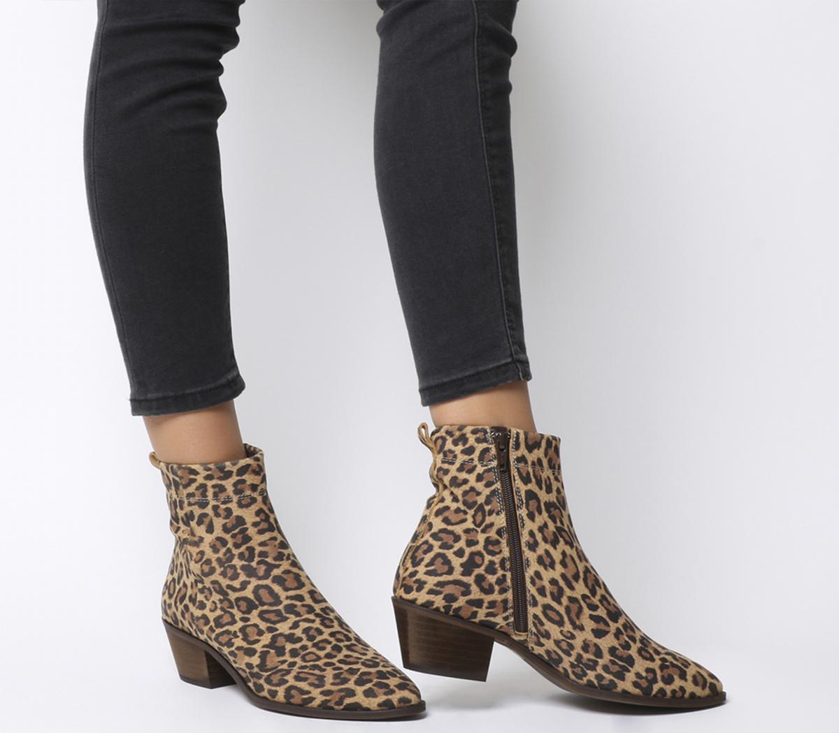Amarillo High Cut Boots