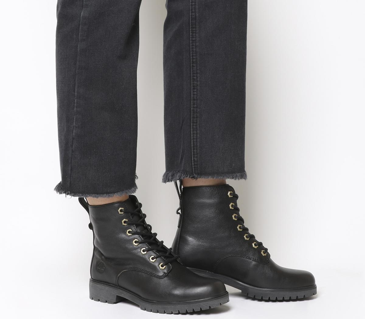 Timberland Lux Boots Black Journeyman