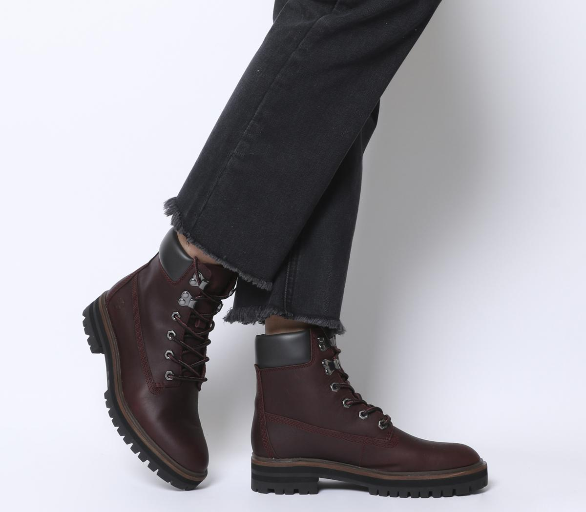 London Square 6 Inch Boots