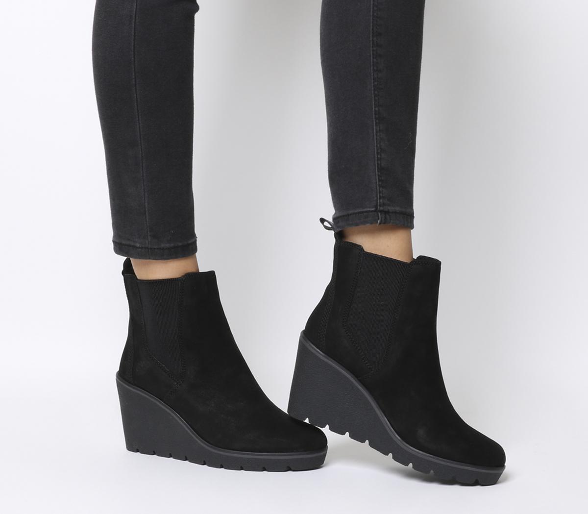 Paris Height Chelsea Boots