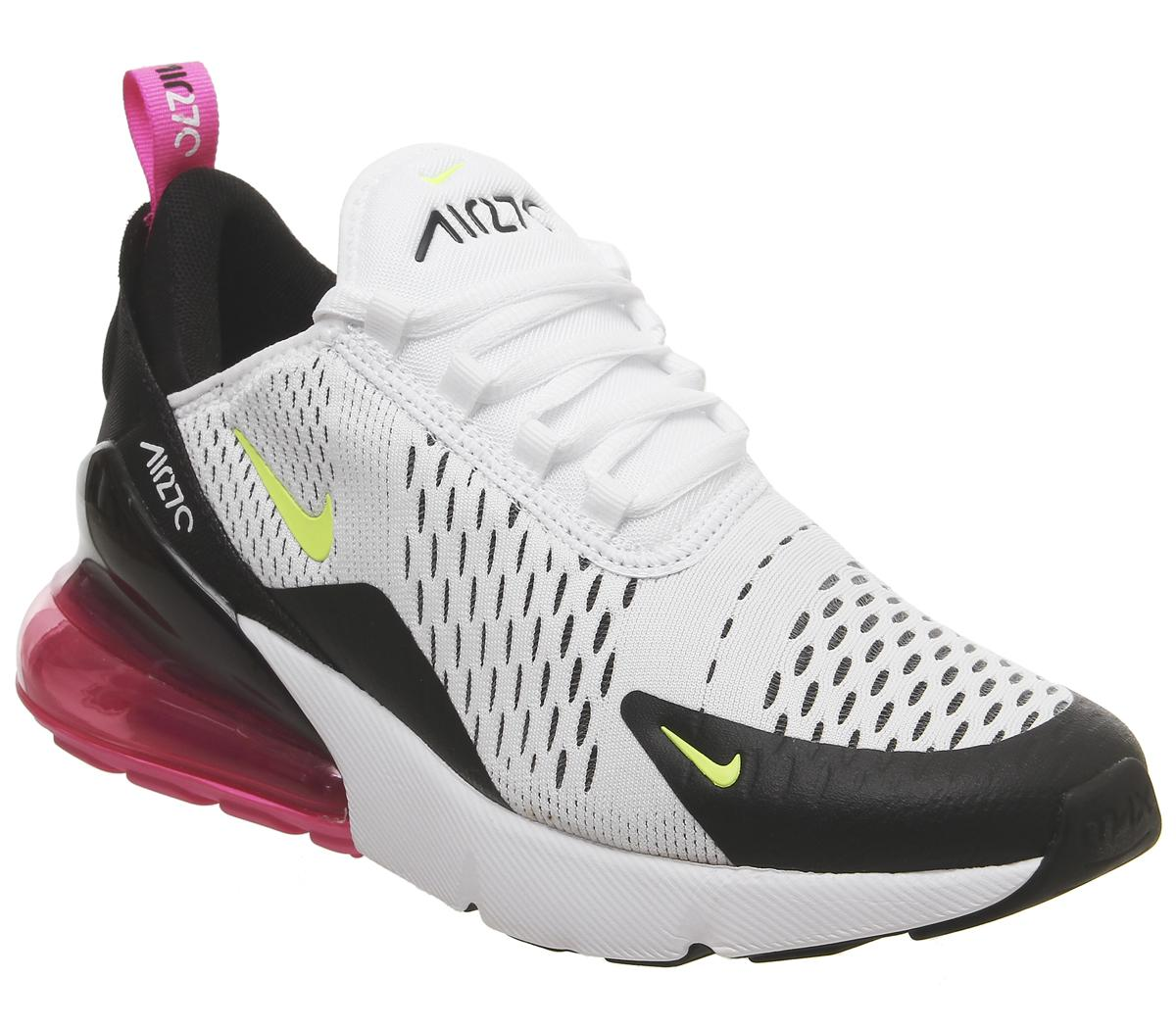 Nike Air Max 270 Gs Trainers White