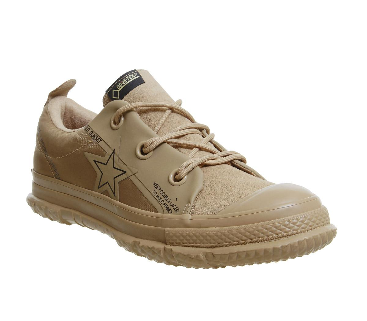 One Star Mc18 Ox Trainers