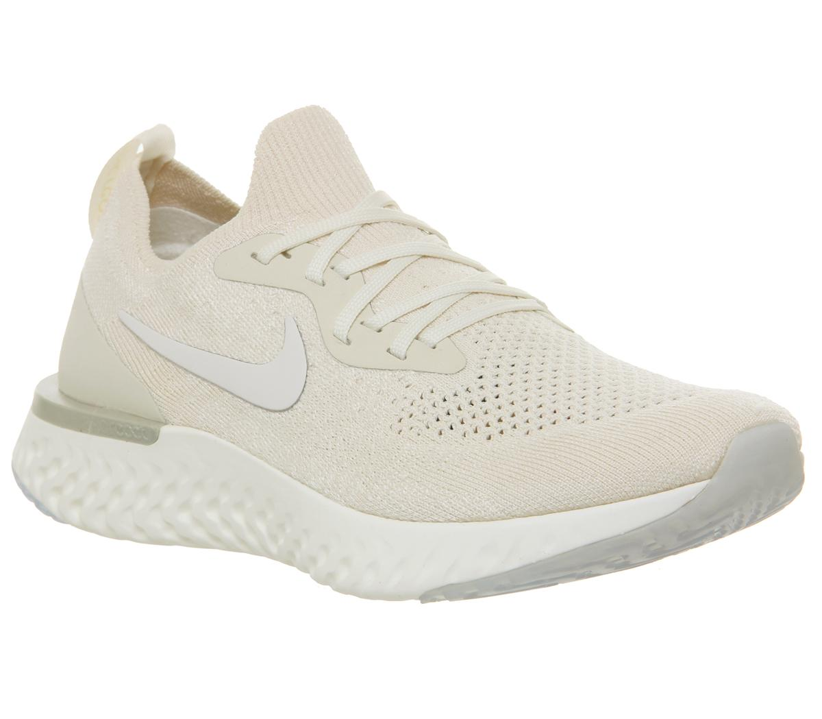 Nike Epic React Flyknit Trainers Light
