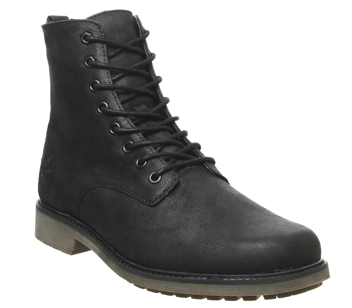 Lux Lace Up Boots