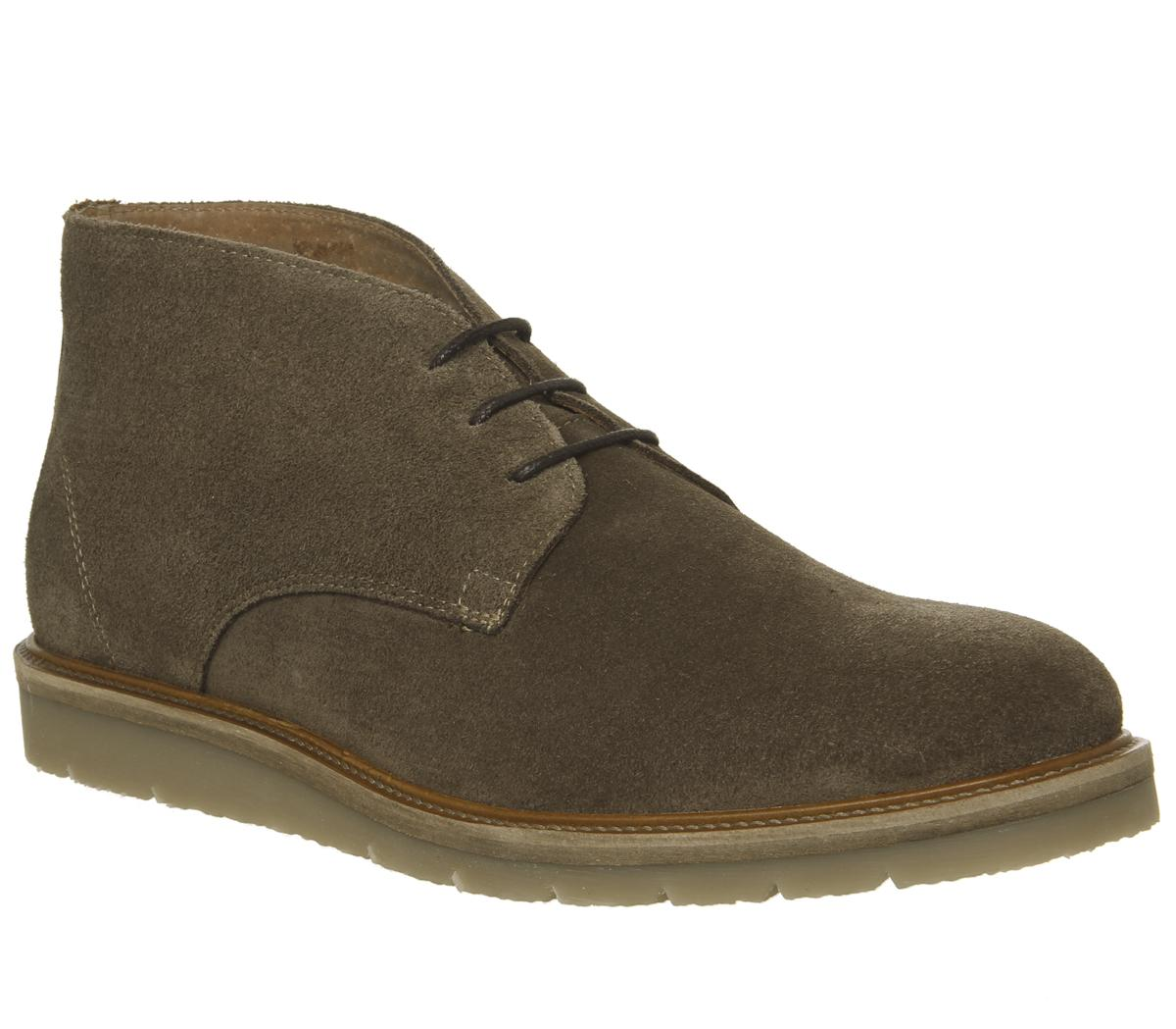 Inch Wedge Chukka