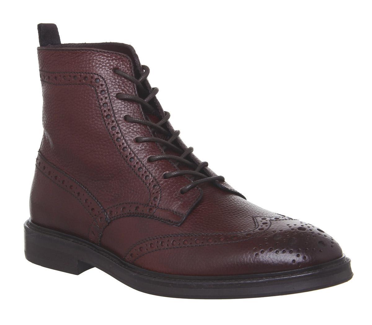 Idris Brogue Boots