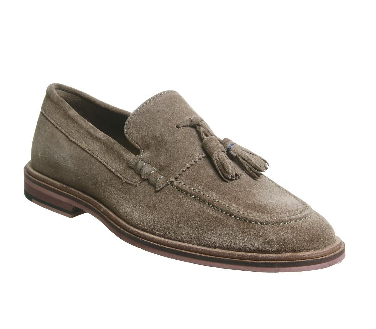West Tassel Loafers