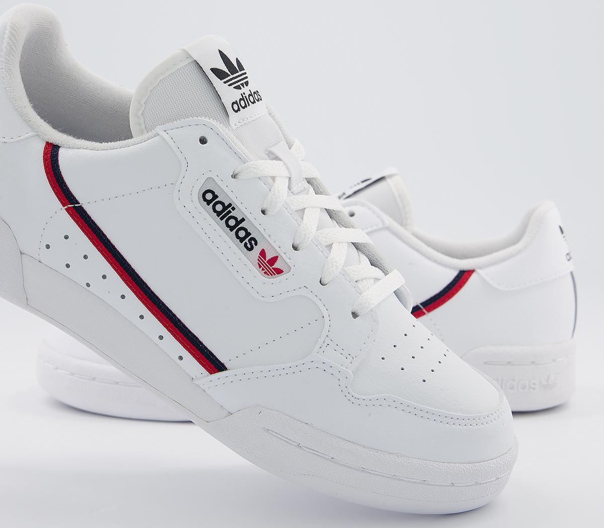 adidas Continental 80s Junior Trainers