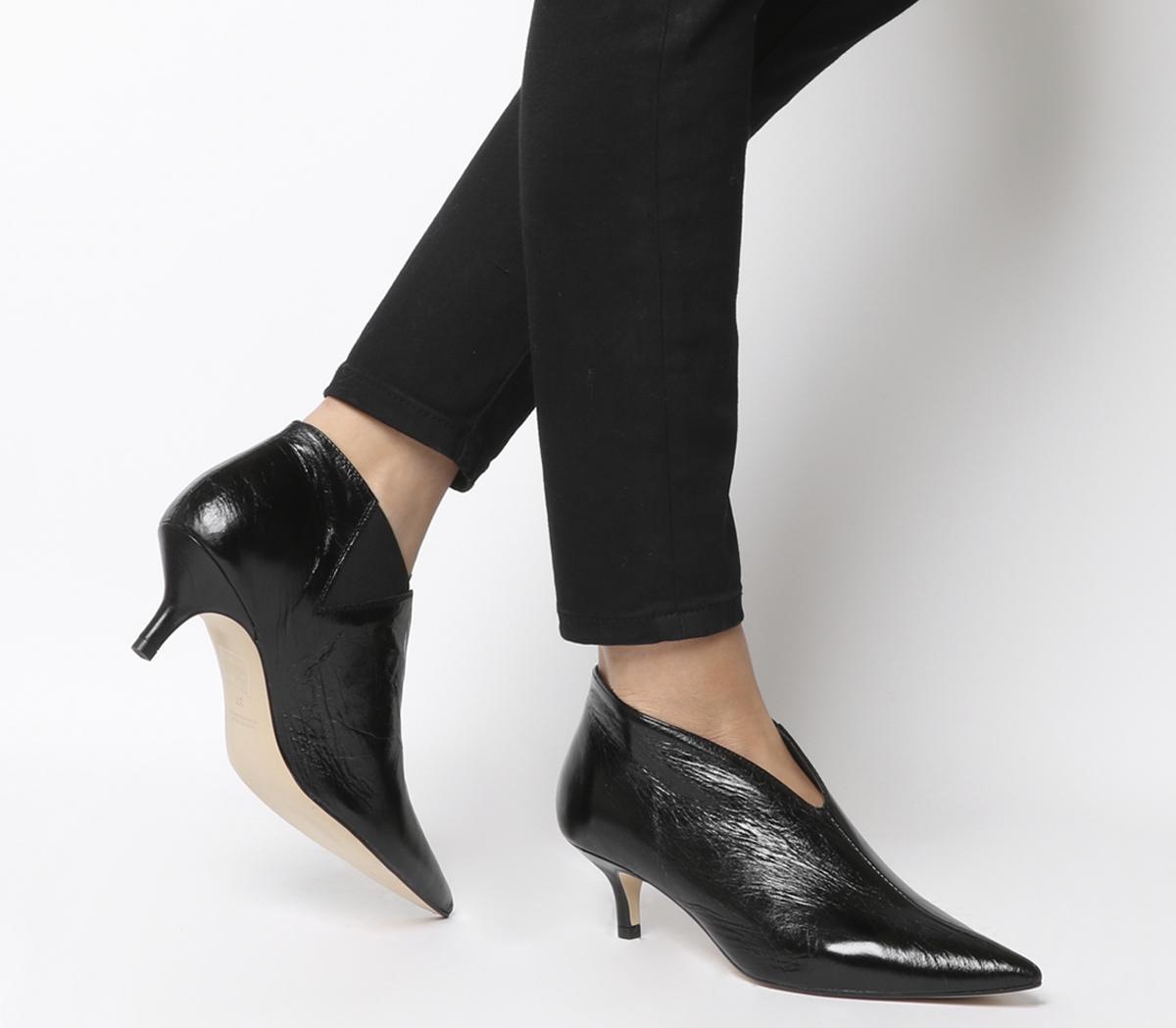 Me Low Shoe Boots
