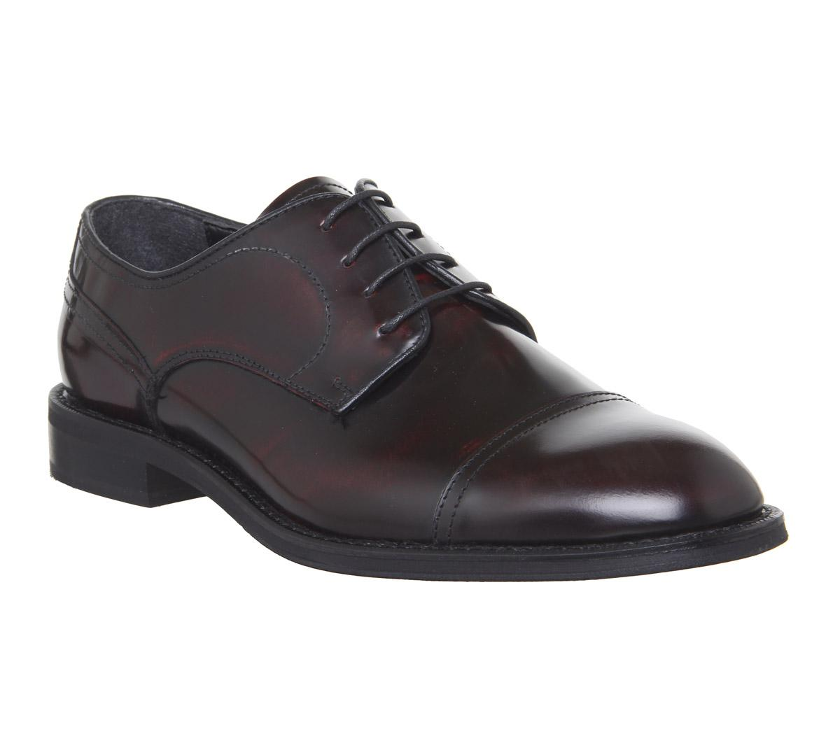 Inquest Toecap Shoes