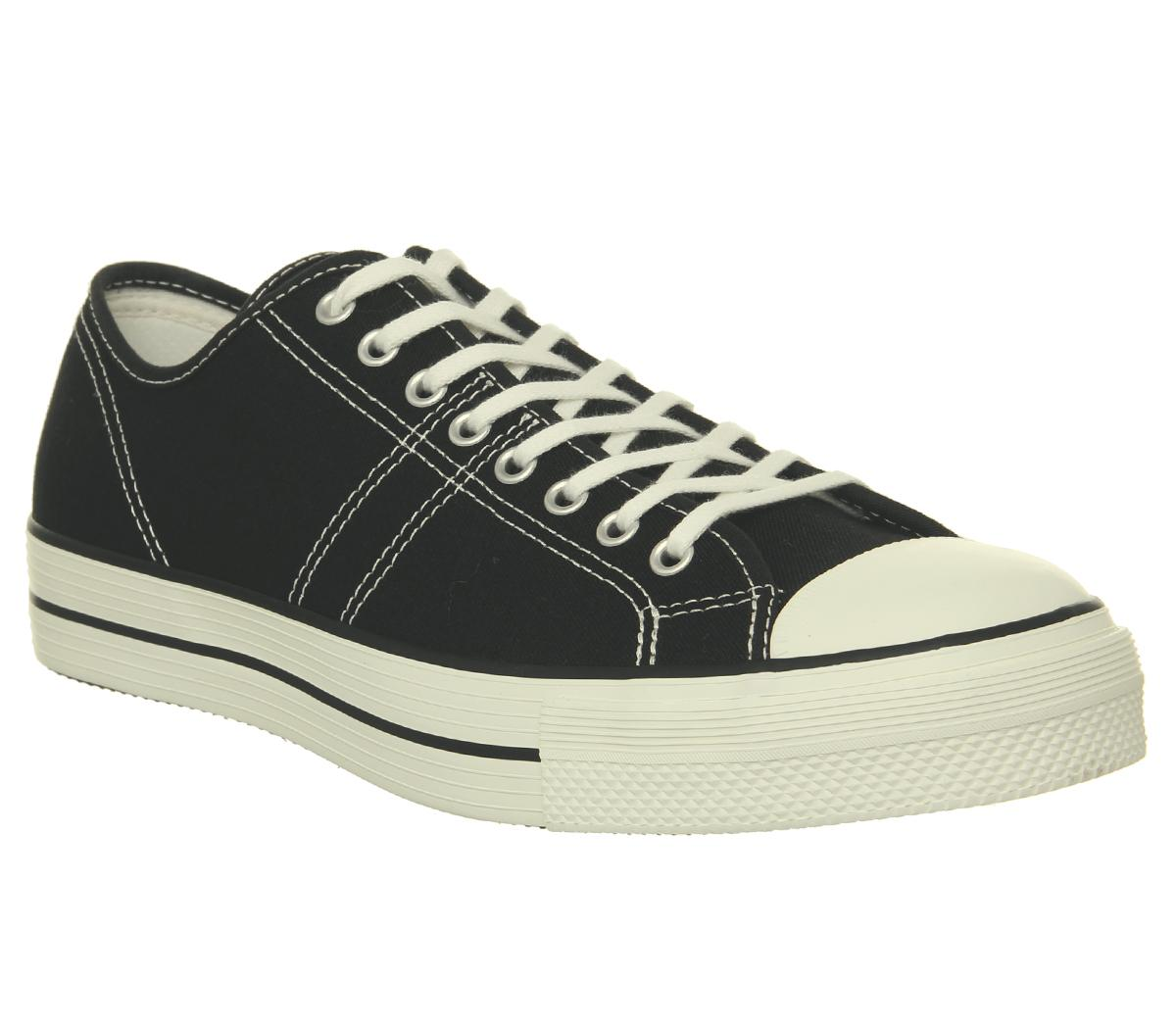 Converse Lucky Star Ox Black White