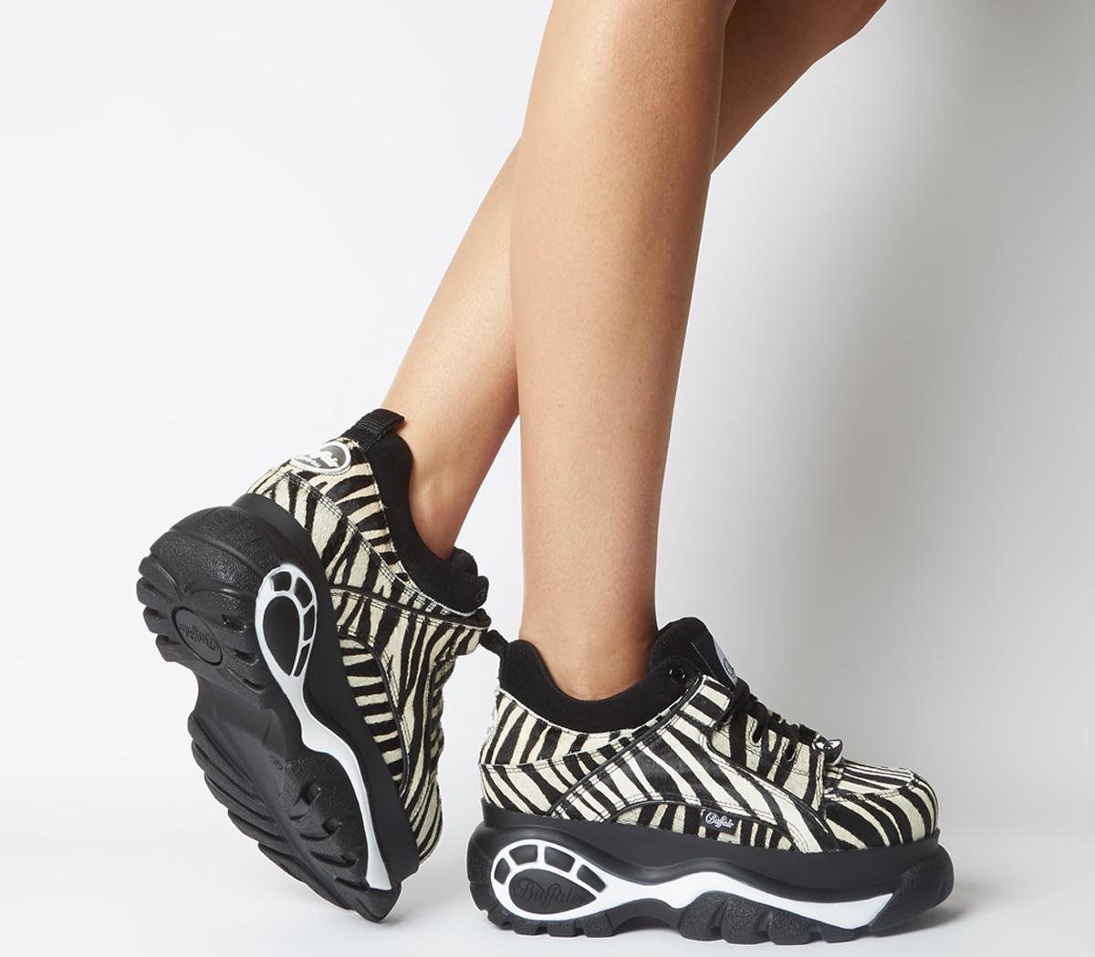 Buffalo Buffalo Classic Low Sneakers