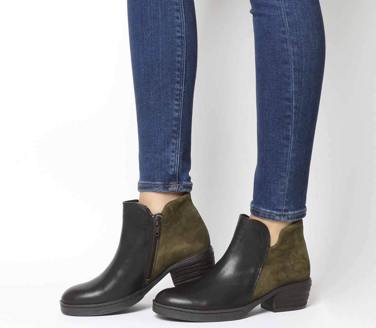 Cled Lo Boots