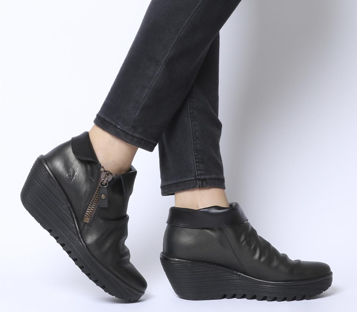 Yoxi Zip Boots