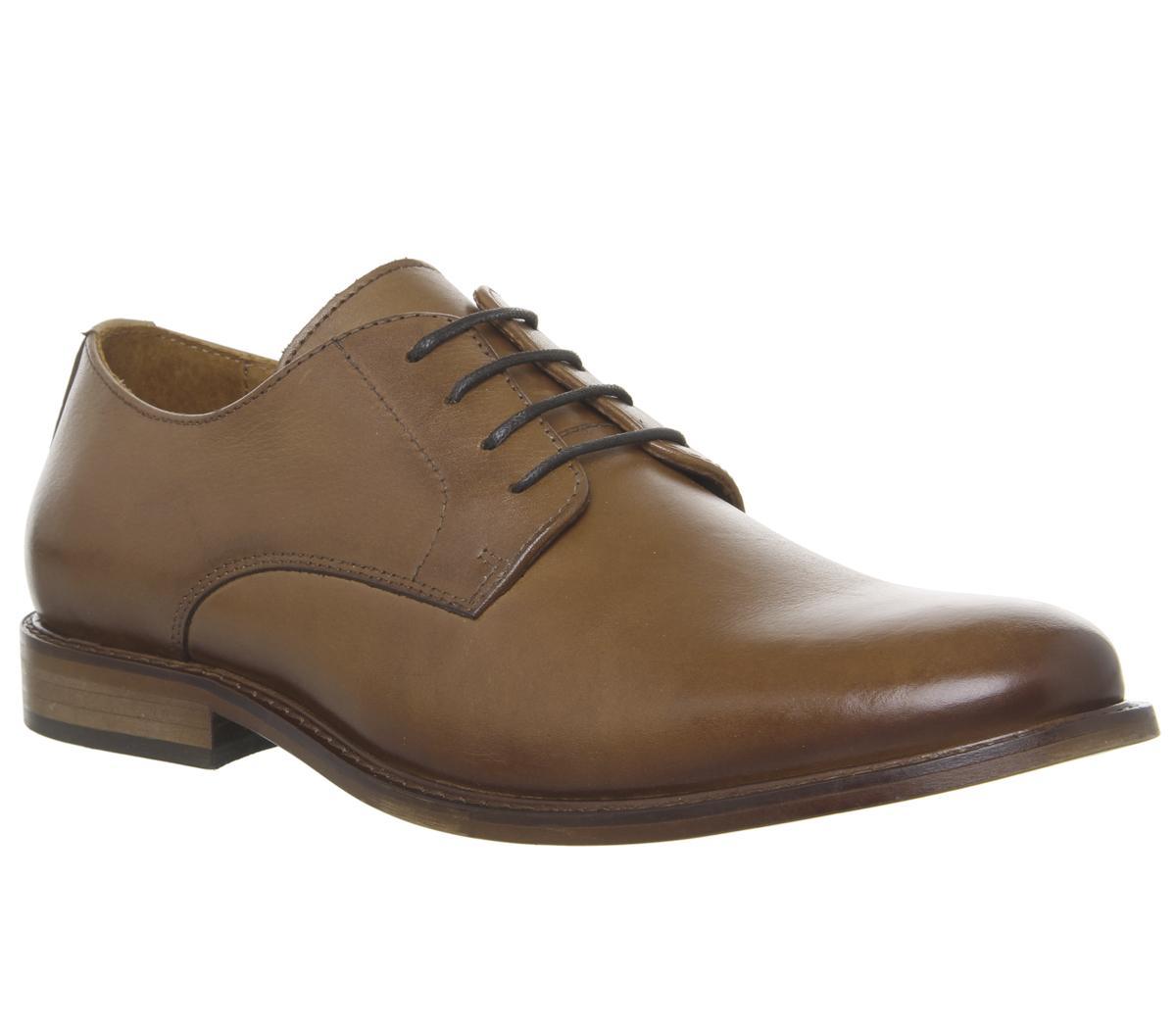 Friendly Plain Toe Shoes